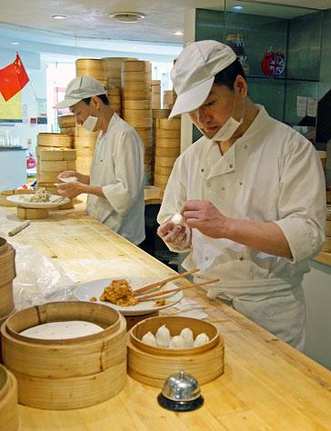 Dumplings chefs