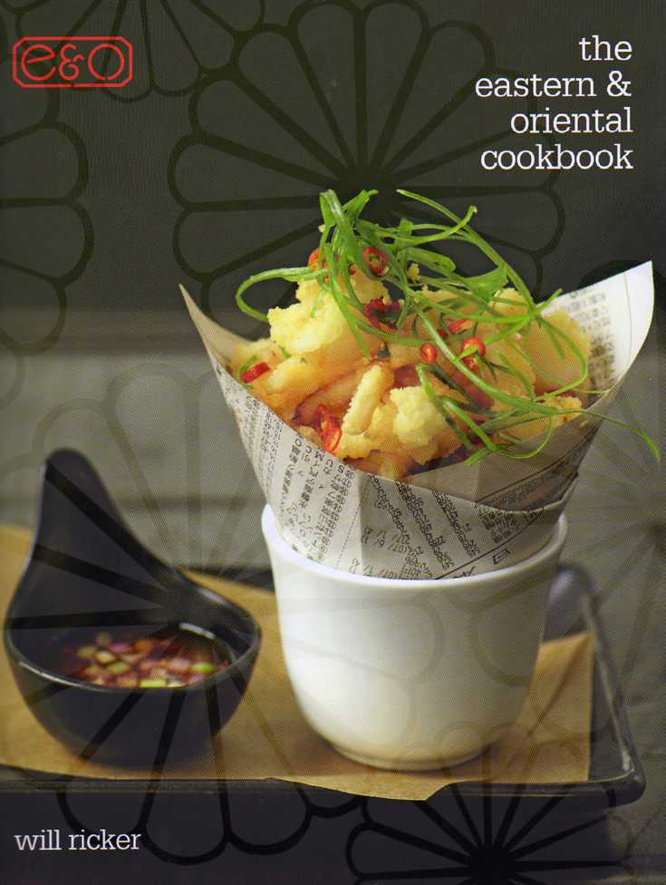 cookbook review Eastern and Oriental Cookbook