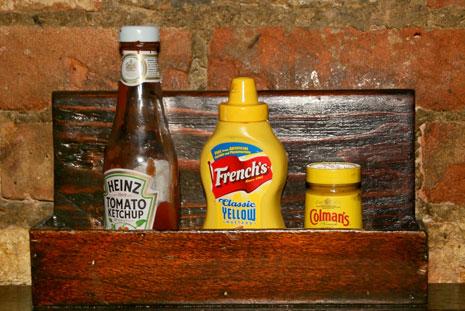 Big Easy french mustard