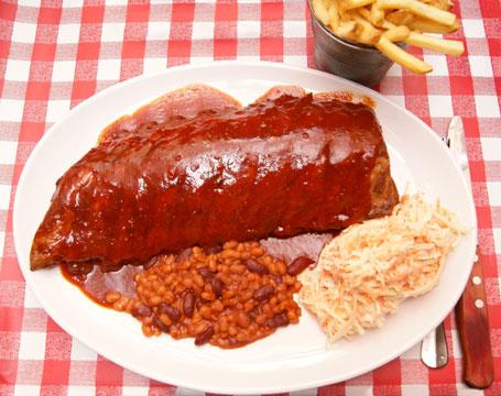 Big Easy ribs