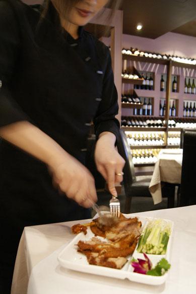 london asian restaurant review