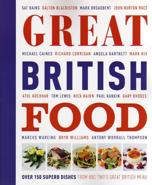 cookbook review great british food