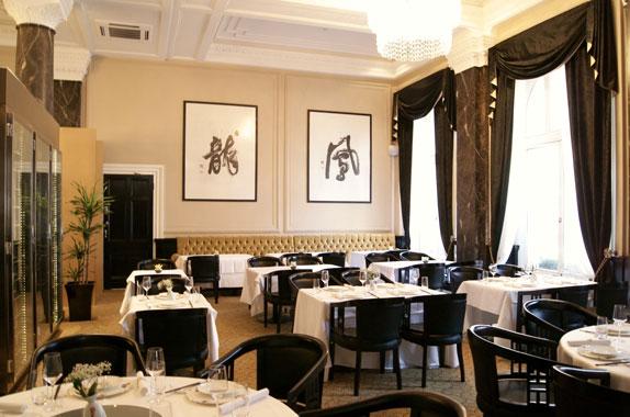 Grand Imperial London for dinner – restaurant review