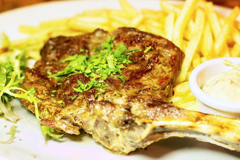 Le Garrick Steak