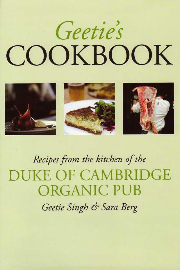 cookbook review Geetie's Cookbook