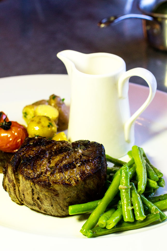 Gillray's steak