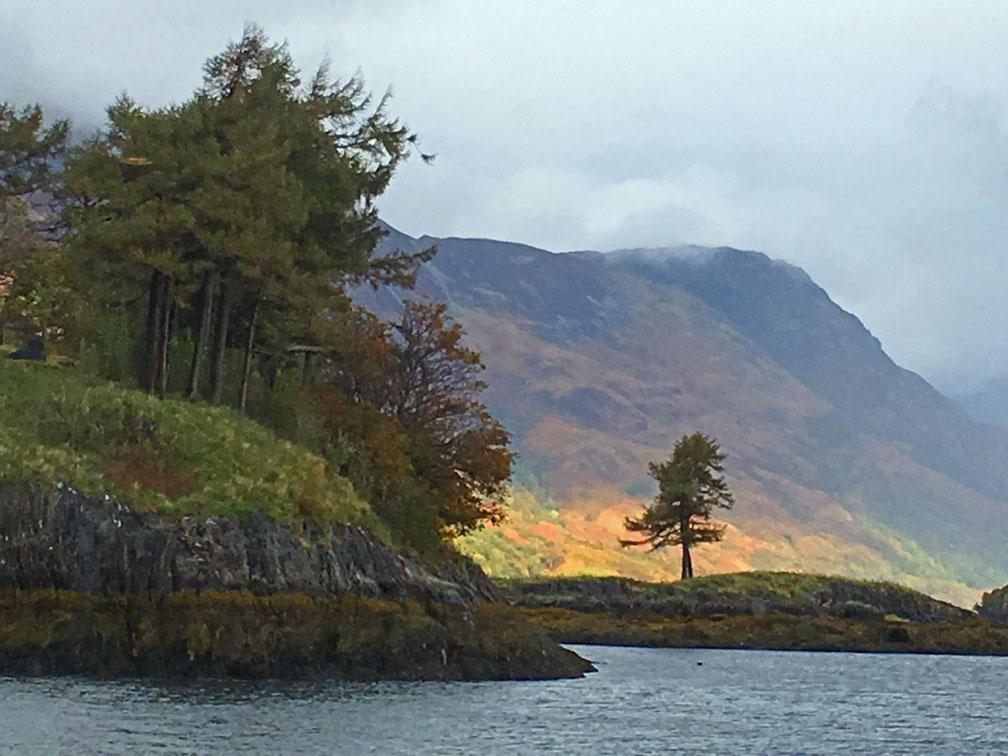 Majestic Line island