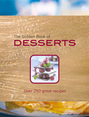 The Golden Book of Desserts by Carla Bardi – review