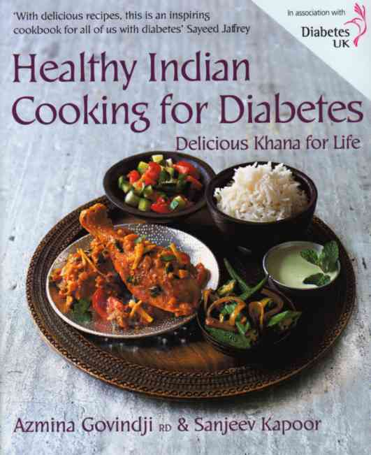 Healthy Indian Cooking for Diabetes by Sanjeev Kapoor – review