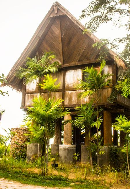 Batam hut