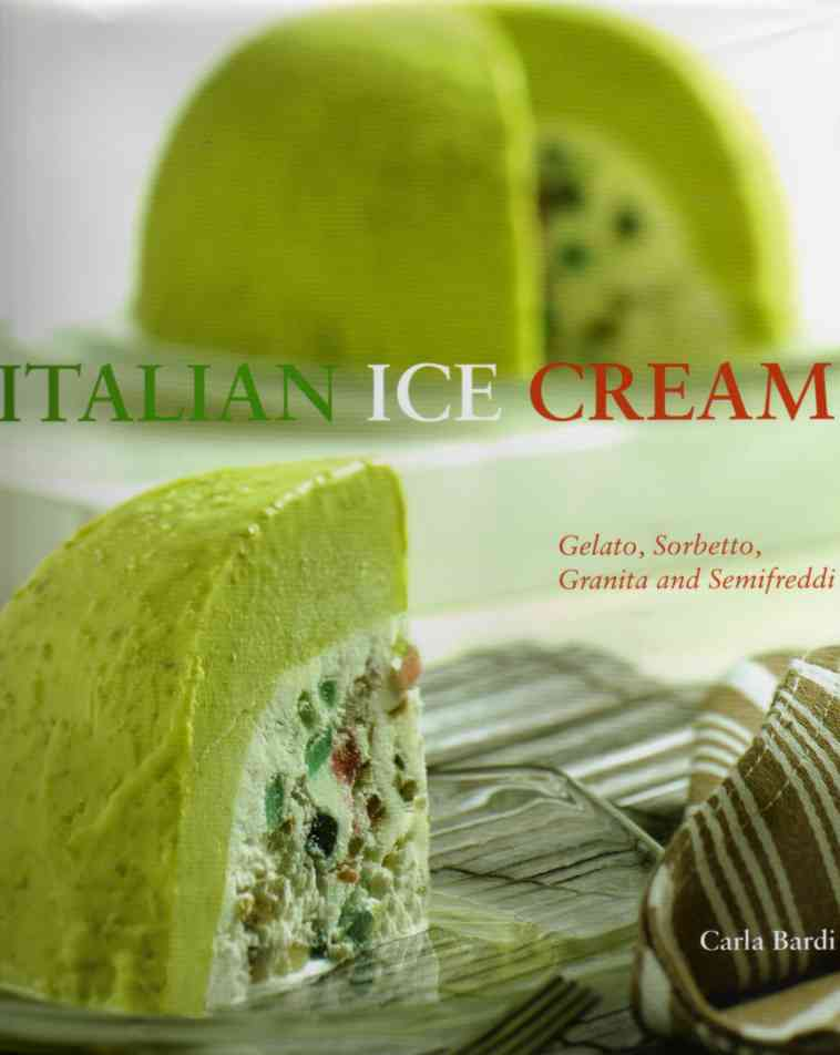 Italian Ice Cream by Carla Bardi – review