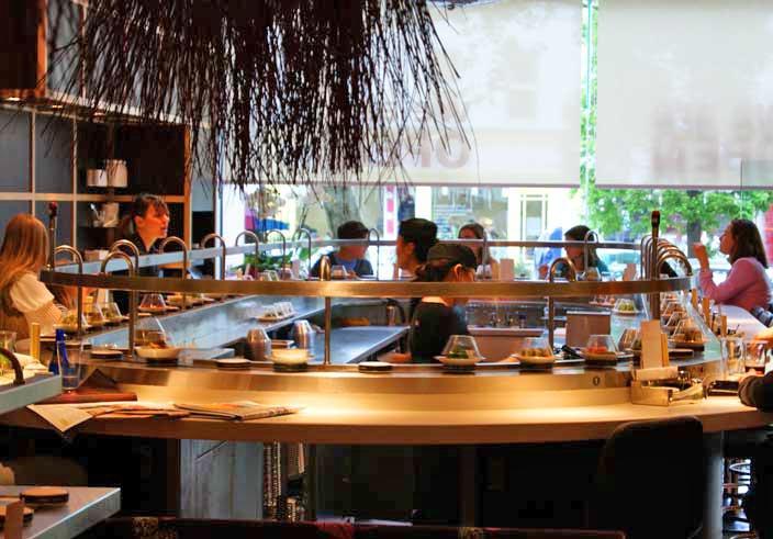 Itsu – Notting Hill Gate – restaurant review