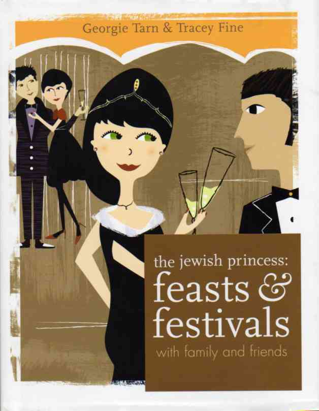 The Jewish Princess: Feasts and Festivals by Georgie Tarn – review