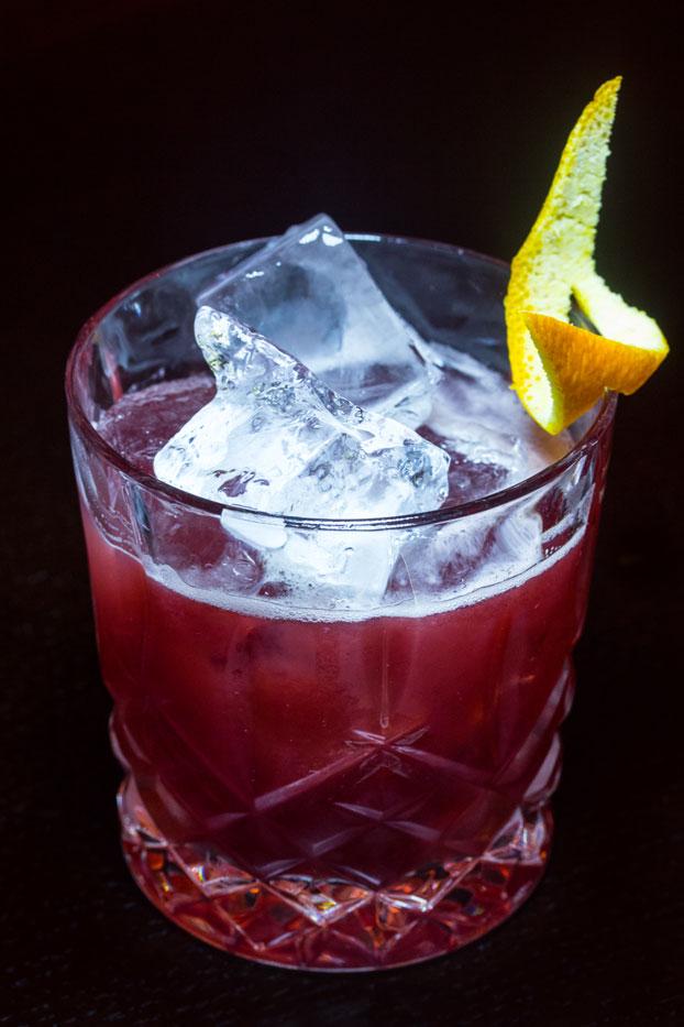 Jamavar cocktail