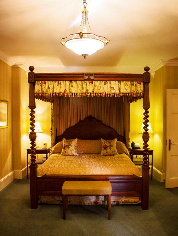 Luton Hoo bed