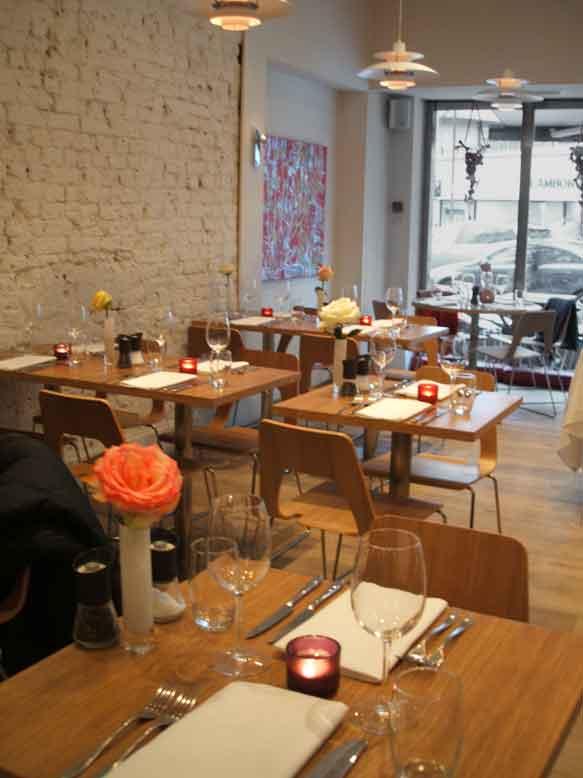 restaurant review Madsen Scandinavian Restaurant