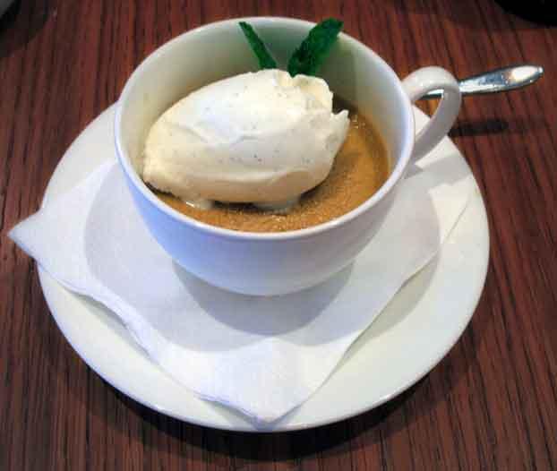 restaurant review Madsen Scandinavian Restaurant soup