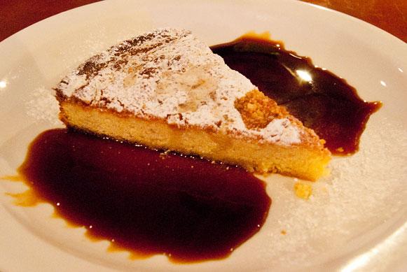 La Mancha cake