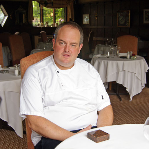 Chef Matthew Tomkinson, The Terrace, Montagu Arms, Beaulieu – interview