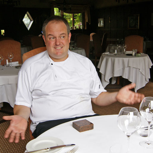 chef Matthew Tomkinson