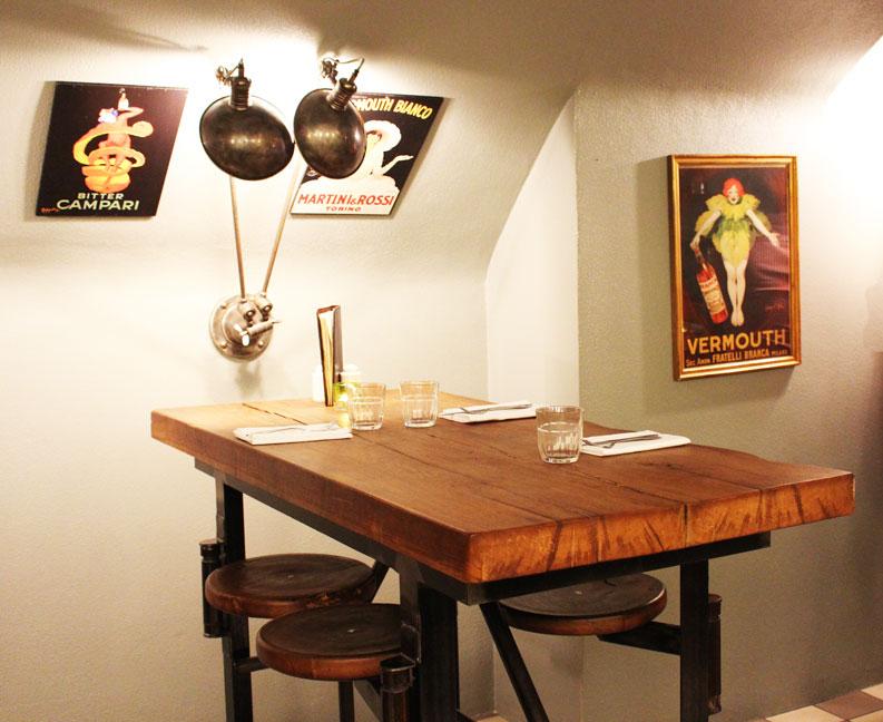 Mele e Pere, Soho – restaurant review
