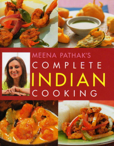 Complete Indian Cooking by Meena Pathak – review