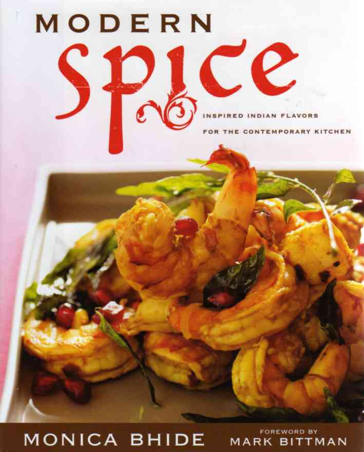 Modern Spice by Monica Bhide – review