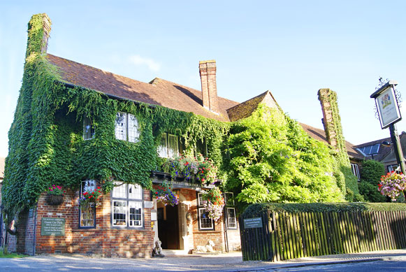 restaurant review The montagu arms