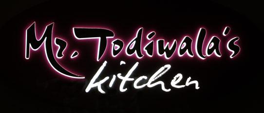 Mr. Todiwala's Kitchen logo