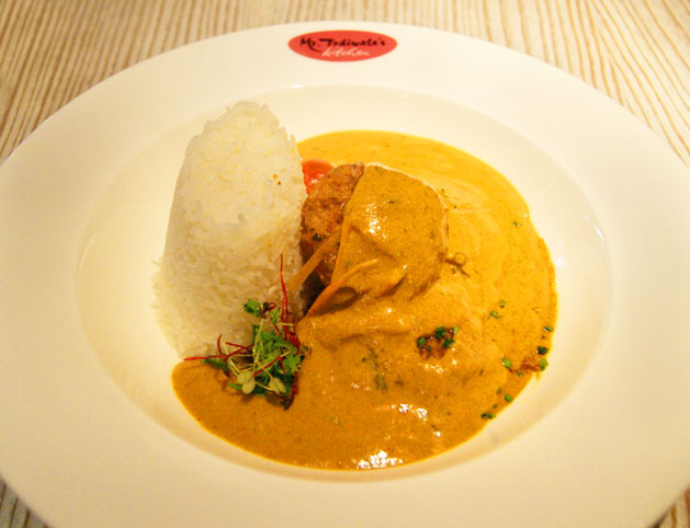 Mr. Todiwala's Kitchen curry