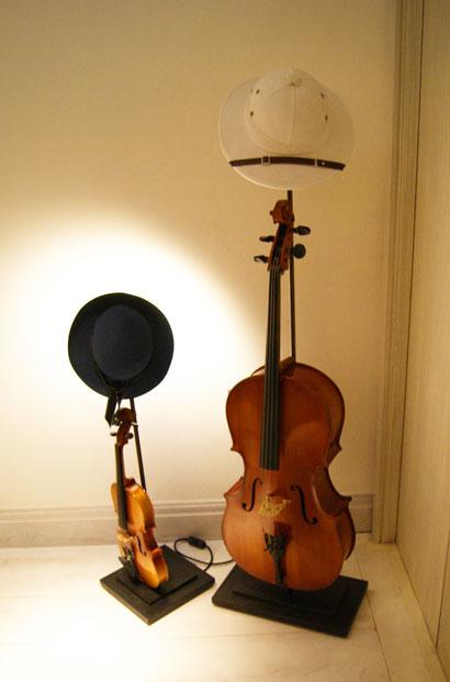 Mr. Todiwala's Kitchen violin