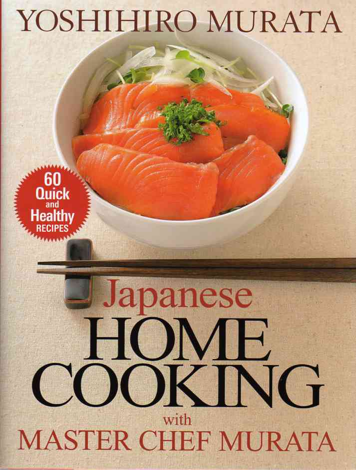 Japanese Home Cooking with Master Chef Murata – review