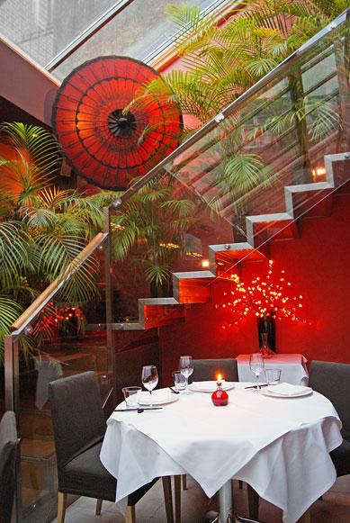 Naga Pan-Asian restaurant, Kensington – review