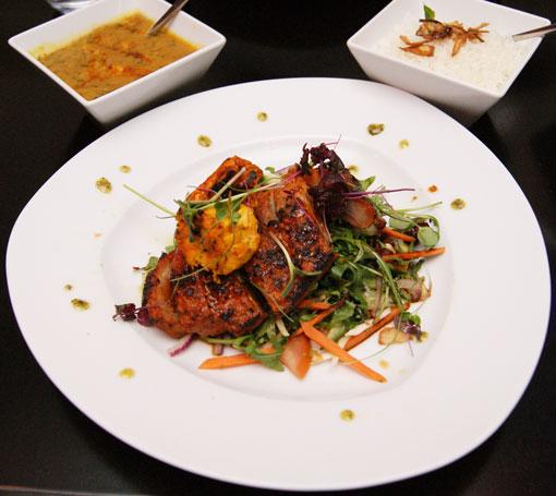 Namaasté Kitchen duck