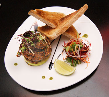 Namaasté Kitchen liver