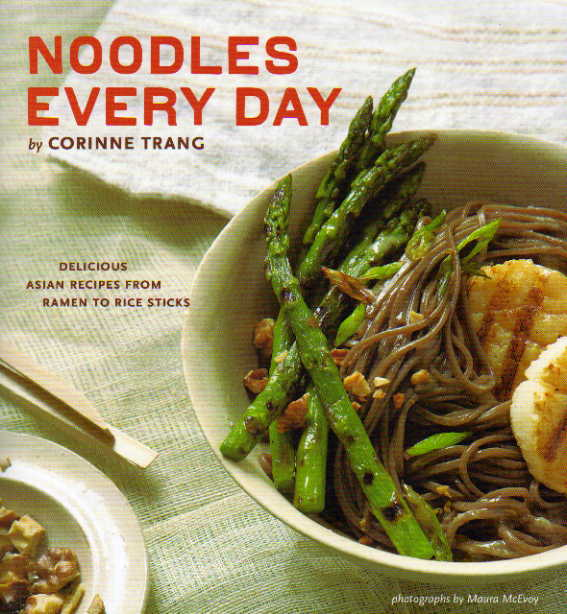 Noodles Every Day by Corinne Trang – review