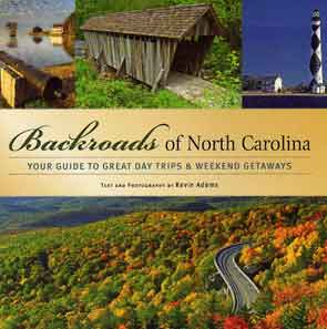 Backroads of North Carolina by Kevin Adams – review