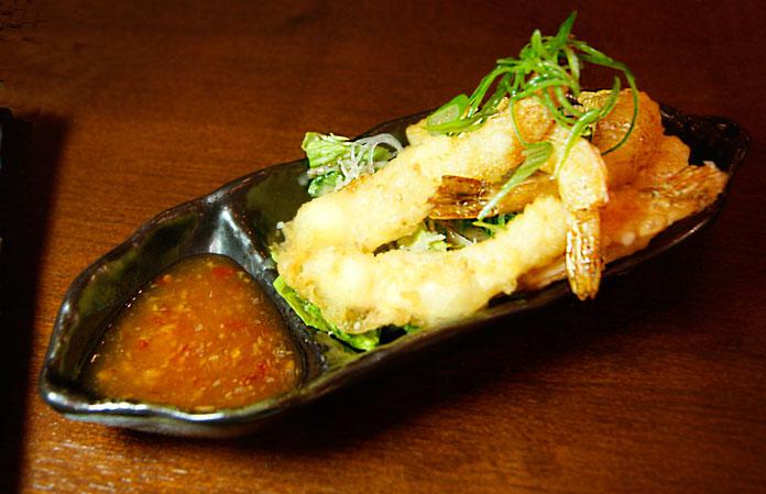 OKA Japanese tempura