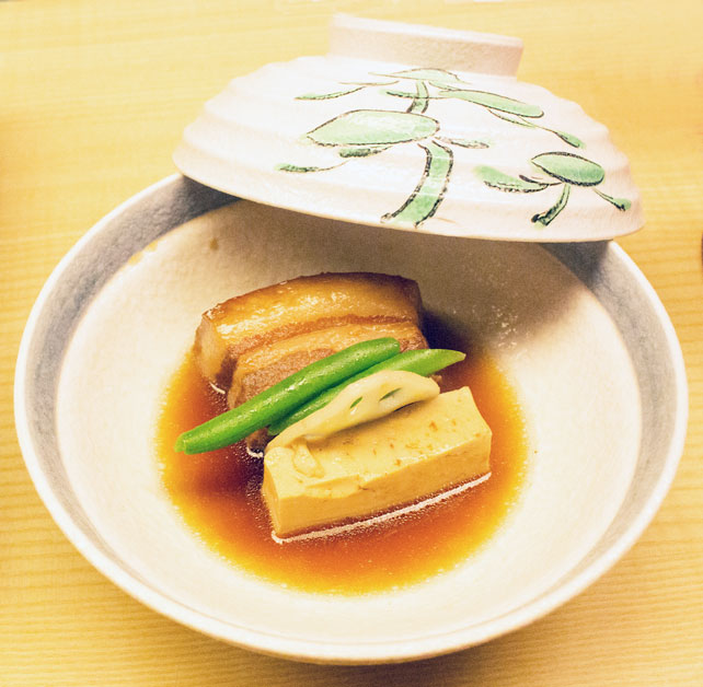 Rafute – Okinawan braised pork belly – recipe