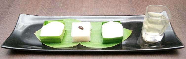 ORA dessert