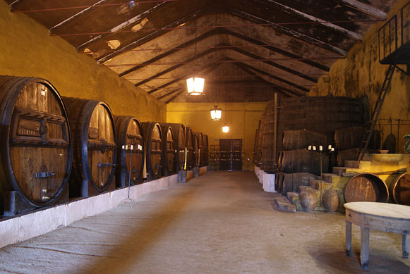 portugal wine cellar