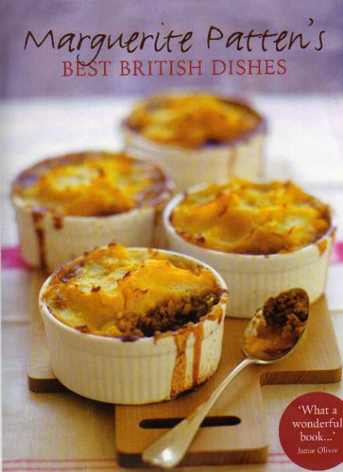 Best British Dishes Marguerite Patten