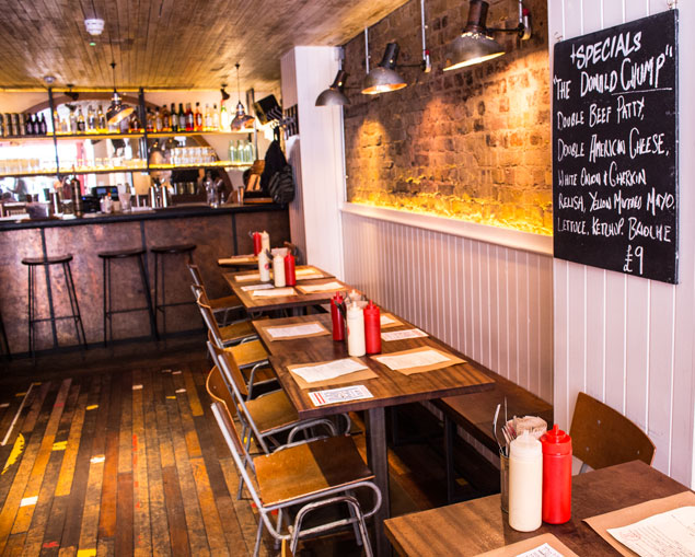 Patty and Bun, Old Compton Street – restaurant review