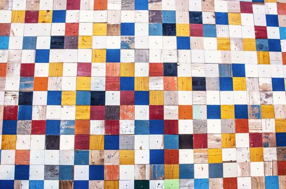 furniture patchwork