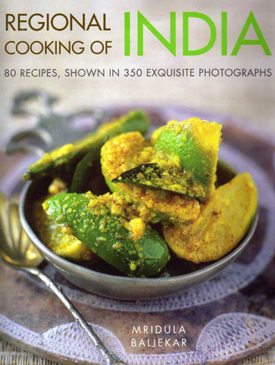 Regional Cooking of India by Mridula Baljekar – review