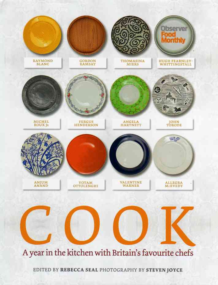 Cook – A year in the kitchen with Britain's best chefs – cookbook review