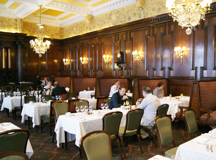 Simpson's-in-the-Strand for breakfast – restaurant review