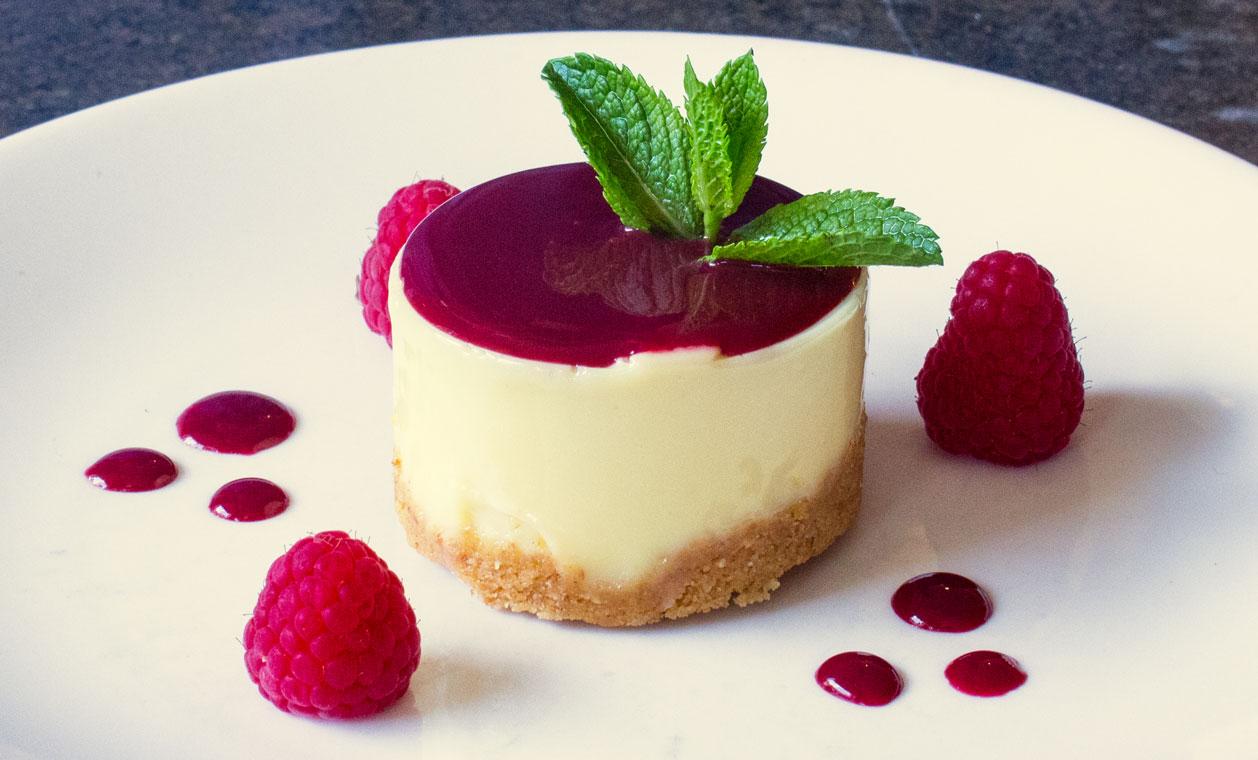 olive cheesecake