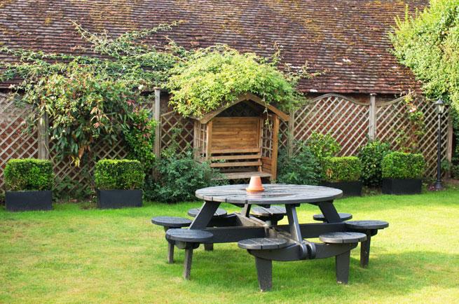 The Talbot gaRD garden