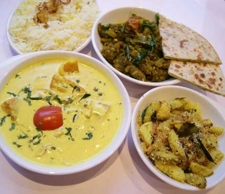 Tandav curry